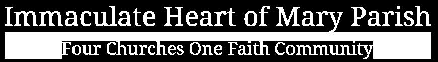 Immaculate Heart of Mary Parish Logo